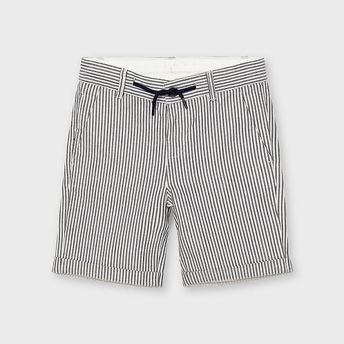 gestreepte short | Mayoral