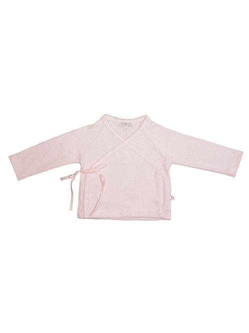 Mats & Merthe Daisy overslagvest pink