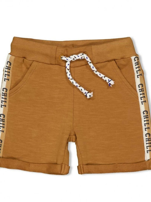 Looking sharp short camel | Feetje