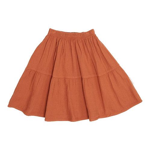 Lewis frill skirt | Petit Blush