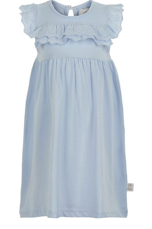 Licht blauw jurkje  | Creamie