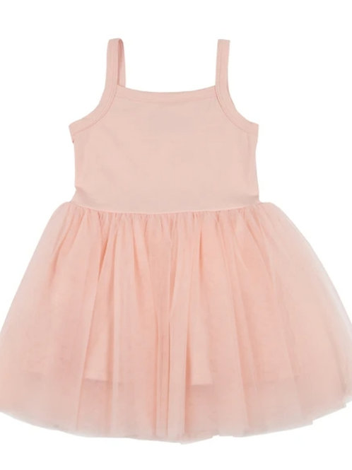 Tule jurk pink | Bob and Blossom