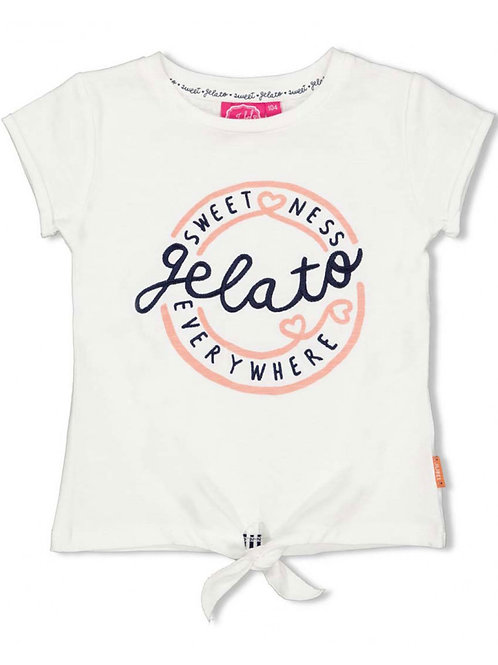 Sweet Gelato - T-shirt Gelato Offwhite | Jubel