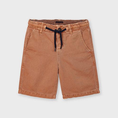 Line twill shorts   Mayoral