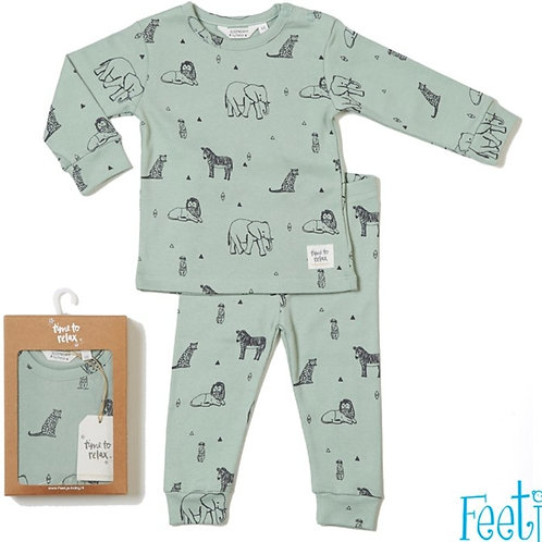 Pyjama premium limited mint | Feetje