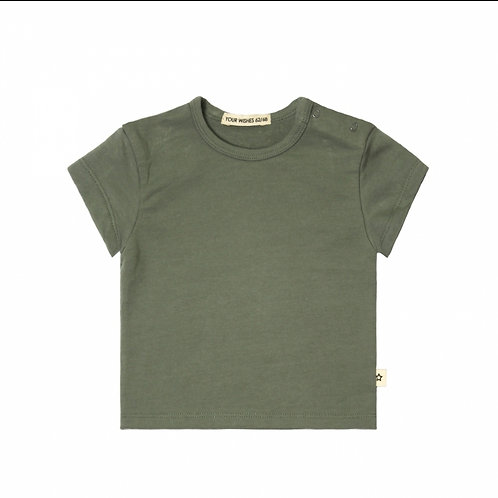 Solid loose tee   YourWishes