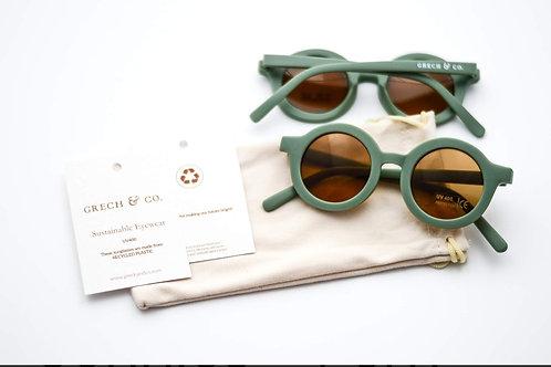 Grech & Co   Duurzame kinderzonnebril   groen
