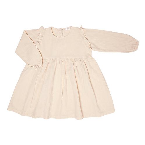 Julie ruffle dress | Petit Blush