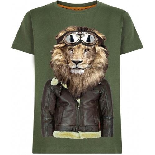 T-shirt met print | The New