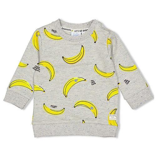Bananen sweater | Feetje