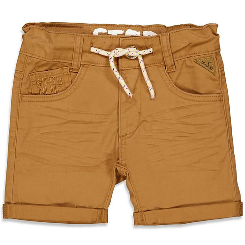 Denim camel short | Sturdy