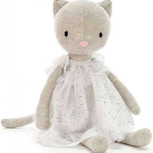 Jellycat knuffel kitten Jolie | 30cm