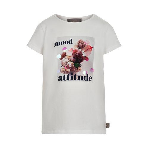 T-shirt met foto print | Creamie