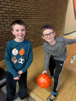 Religious Ed Christmas Bowling Party 2019