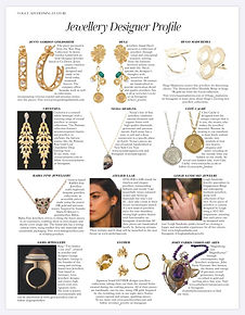 Sept issue jewellery designer profile Vo