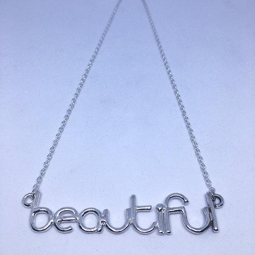 Silver Beautiful pendant