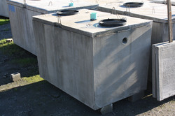 Two Comp. Septic with risers