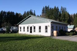 Concrete Headquarters Build