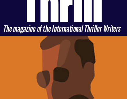Interview at BIG THRILL Magazine