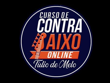 Curso de Contrabaixo Online