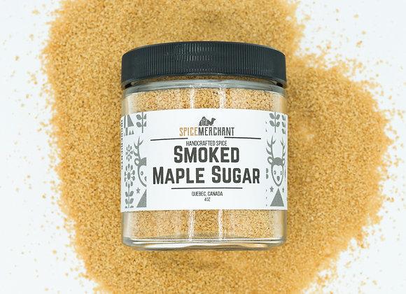 Smoked Maple Sugar