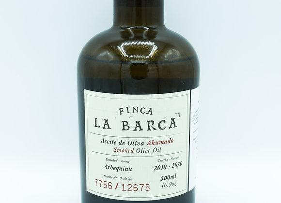 Smoked Olive Oil - Finca La Barca