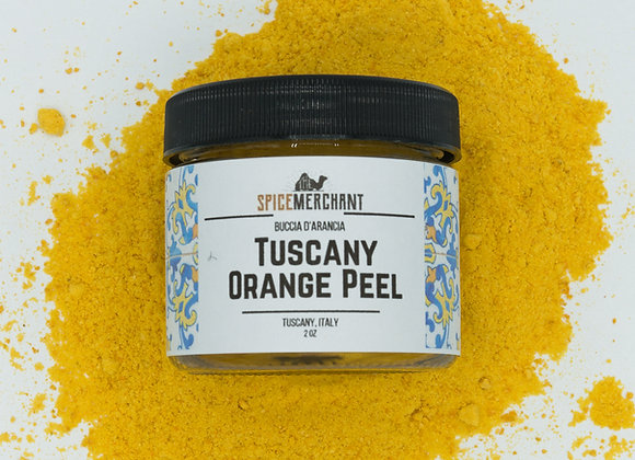 Tuscany Orange Peel