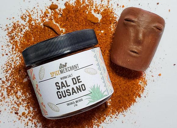 Sal de Gusano (Oaxaca Worm Salt)