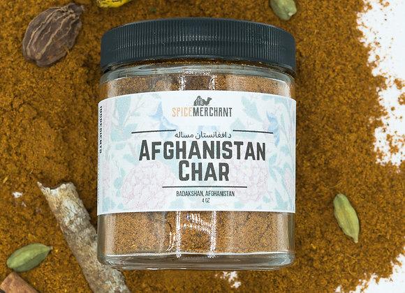 Afghanistan Char