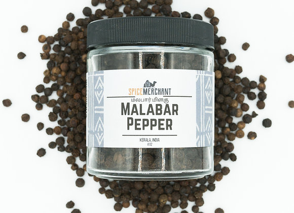 Malabar Black Pepper