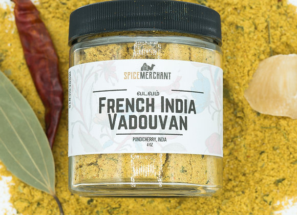 French India Vadouvan