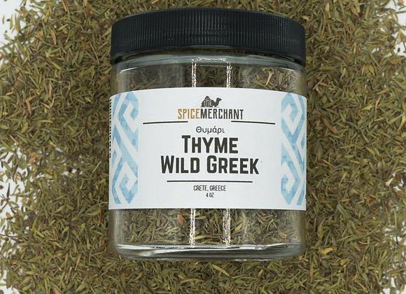 Thyme - Wild Greek