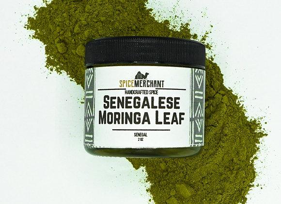 Senegalese Moringa Leaf