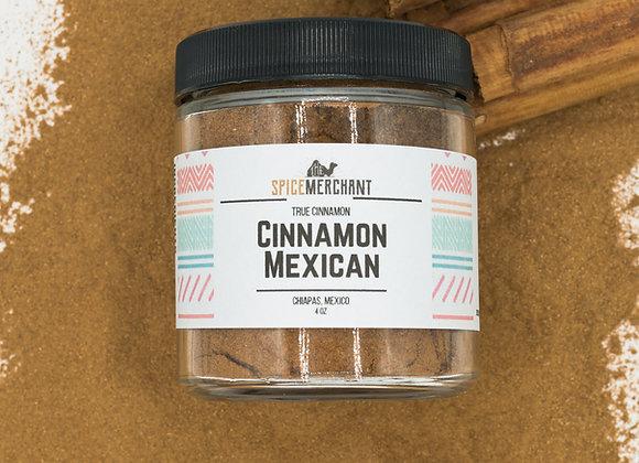 Cinnamon - Mexican