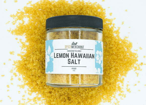 Lemon Hawaiian Salt