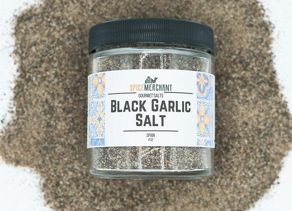 Black Garlic Salt