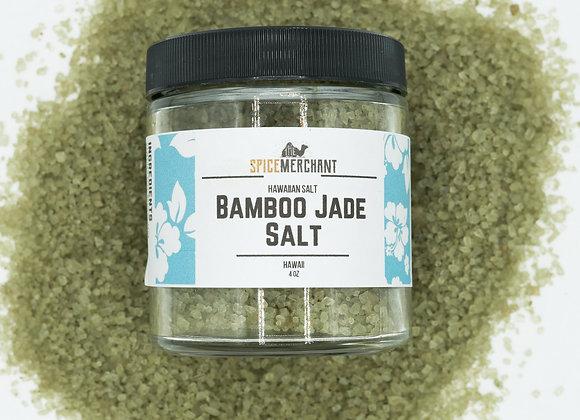 Hawaiian Bamboo Jade Salt