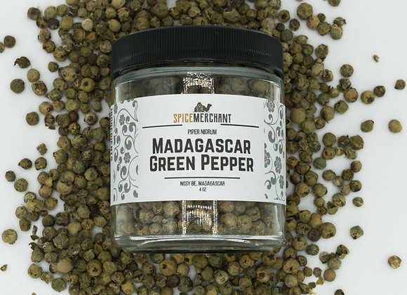 Madagascar Green Peppercorns