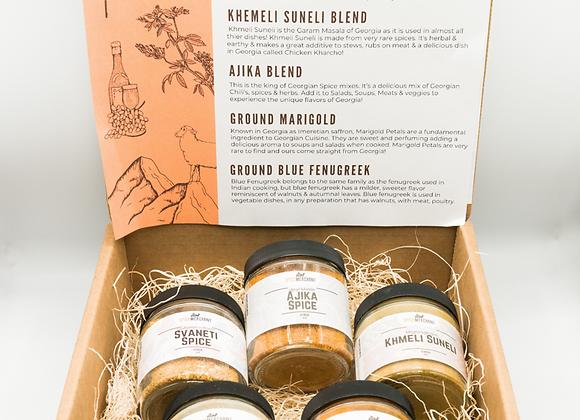 Georgia Spice Kit
