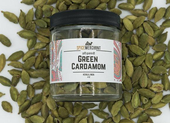 Green Cardamom - Kerala