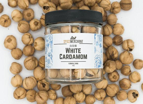 White Cardamom - China