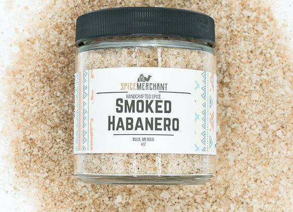 Smoked Habanero Salt