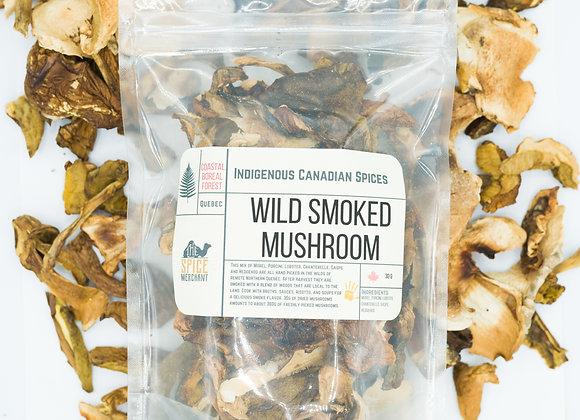 Wild Smoked Mushroom
