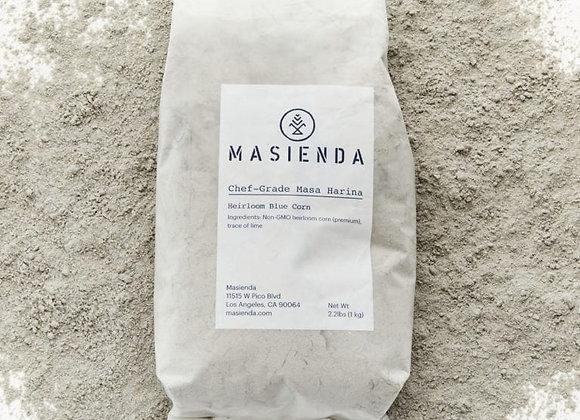 Heirloom Blue Corn Masa - Chef Grade
