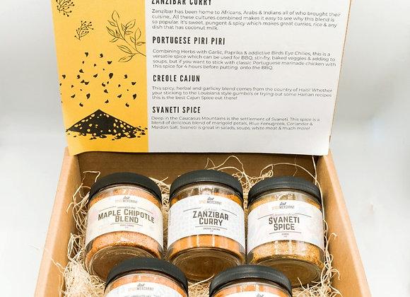 Spice Merchant Favorites Spice Kit