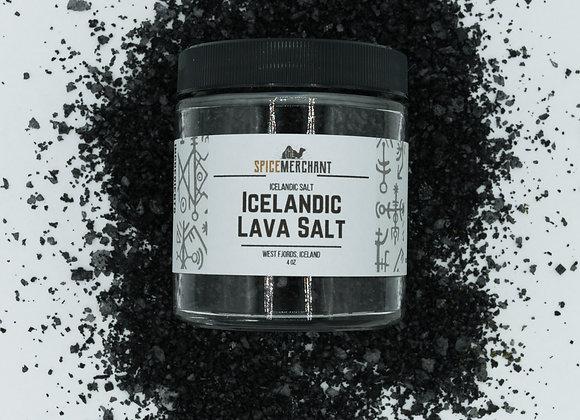 Icelandic Lava Salt