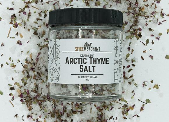 Icelandic Arctic Thyme Salt