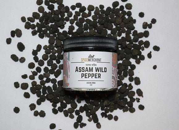 Assam Wild Pepper - India