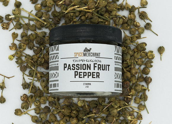 Passion Fruit Pepper