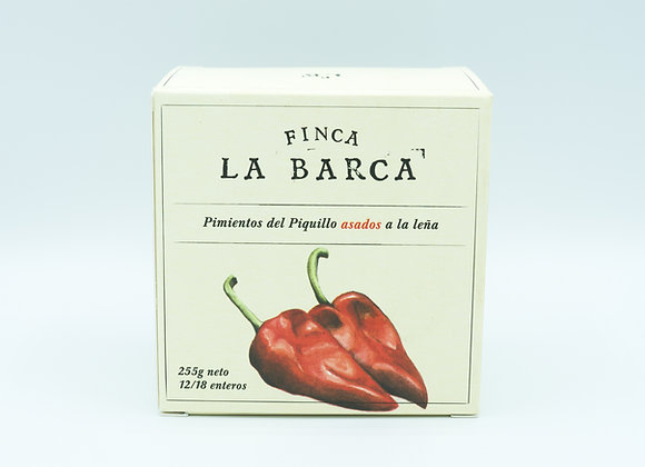 Piquillo Peppers Oak Wood Roasted